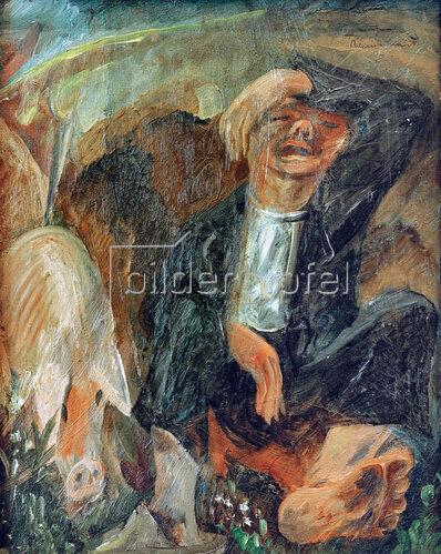 Paul Kleinschmidt: Der verlorene Sohn, 1923