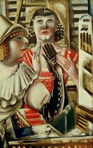 Paul Kleinschmidt: Der schwarze Handschuh, 1931