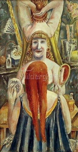 Paul Kleinschmidt: Garderobe, 1929