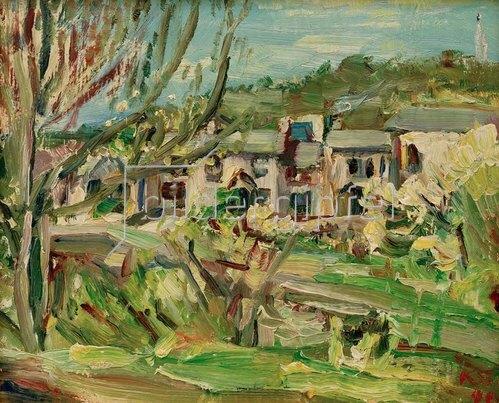 Kurt Schwitters: Smithy Brow, Ambleside, 1946.