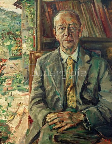Portrait of Harry Pierce, 1947.