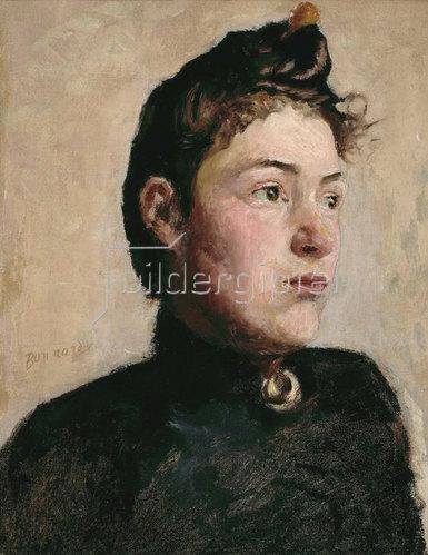 Pierre Bonnard: Andrée Bonnard