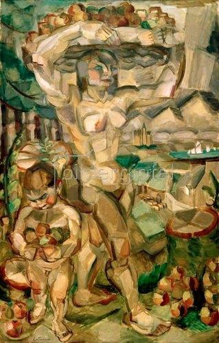 L?Abondance (Der Überfluss), 1910/11