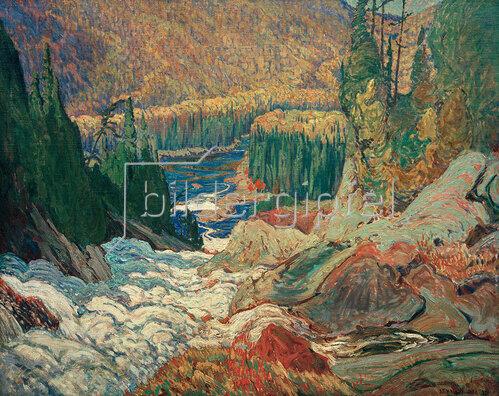 MacDonald James Edward Hervey: Falls, Montreal River
