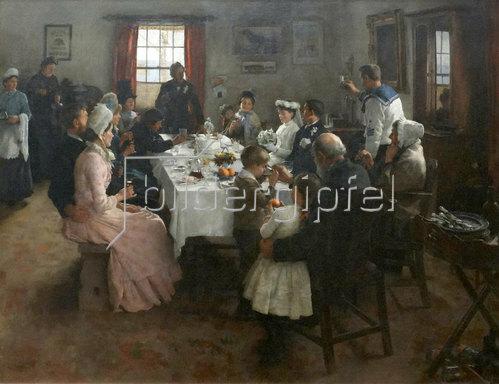 Stanhope Alexander Forbes: Die Gesundheit der Braut