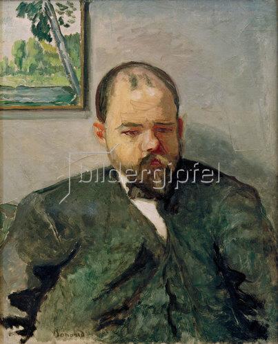 Pierre Bonnard: Portrait Ambroise Vollard