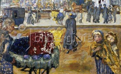 Pierre Bonnard: Una tarde en París