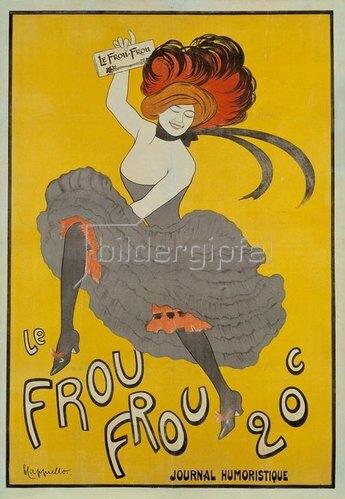 Leonetto Cappiello: LE FROU-FROU
