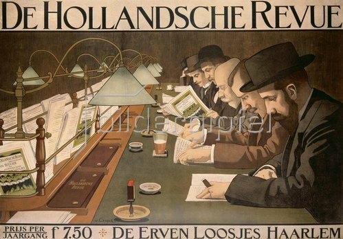 DE HOLLANDSCHE REVUE