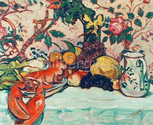 The Lobster (Der Hummer), 1908
