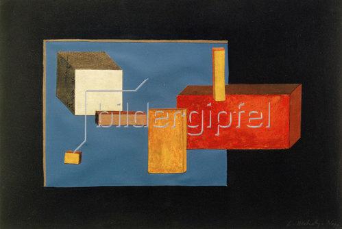 László Moholy-Nagy: Stage elements