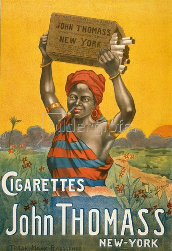 Cigarettes John Thomass New-York