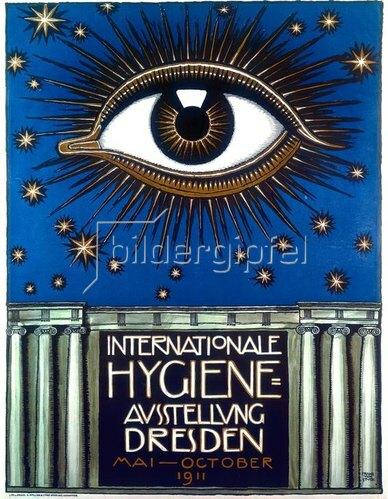 Franz von Stuck: Internationale Hygieneausstellung 1911