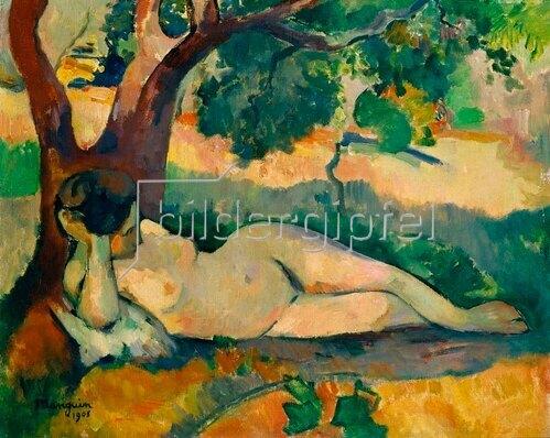 Henri Manguin: Siesta, 1905