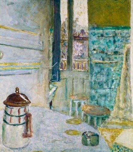 Pierre Bonnard: Die Kaffeekanne