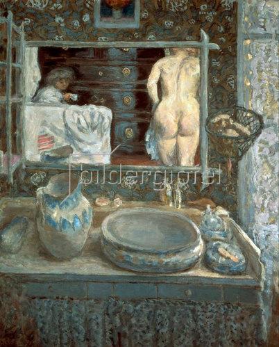 Pierre Bonnard: Der Spiegel, 1908