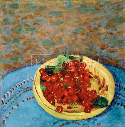 Pierre Bonnard: Die Kirschen