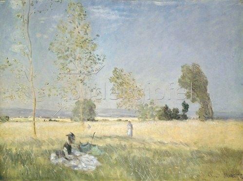 Claude Monet: Sommer 1874