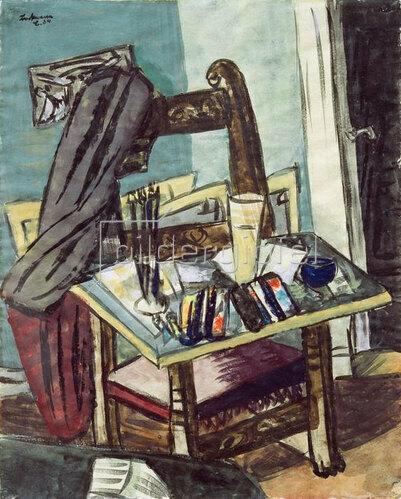 Max Beckmann: Atelier