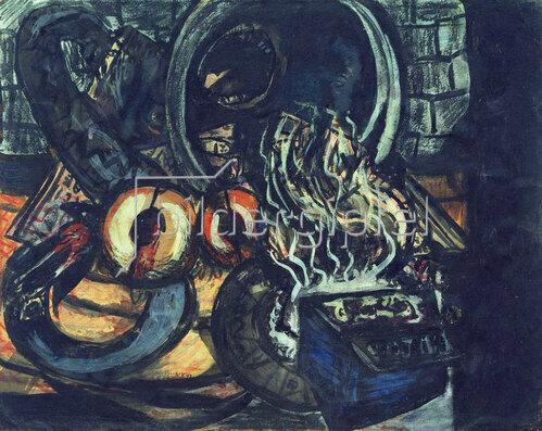 Max Beckmann: Büchse der Pandora