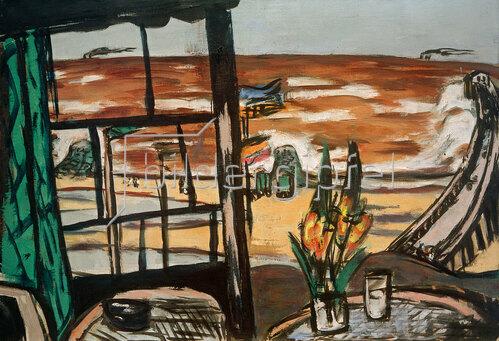 Max Beckmann: Ostende, 1932 / 1945