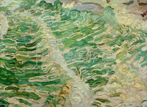 Max Beckmann: Sonniges grünes Meer, 1905