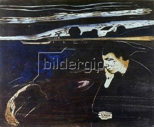 Edvard Munch: Melancholie