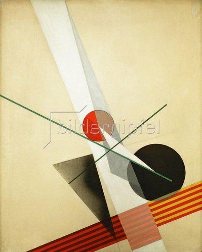 László Moholy-Nagy: A XXI., 1925