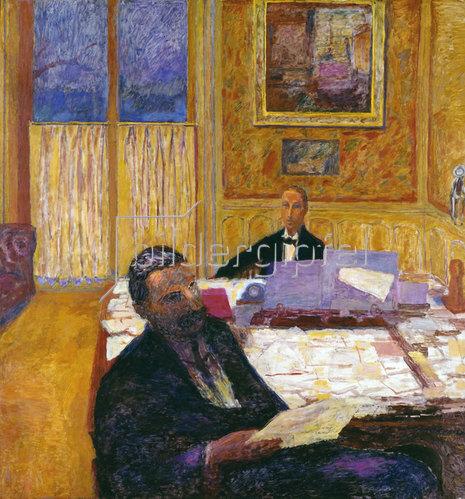 Pierre Bonnard: Les freres Bernheim-Jeune
