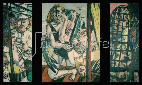 Max Beckmann: Perseus