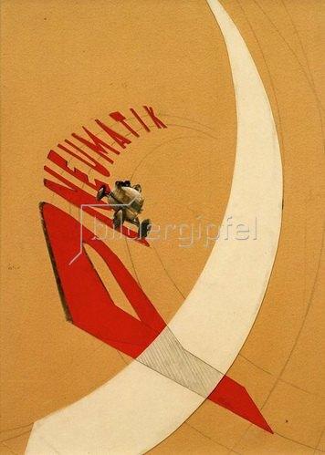 László Moholy-Nagy: Pneumatik, 1926