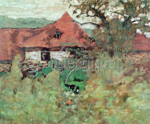 Pierre Bonnard: Dächer