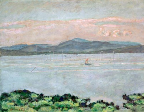 Pierre Bonnard: The Gulf of Saint-Tropez