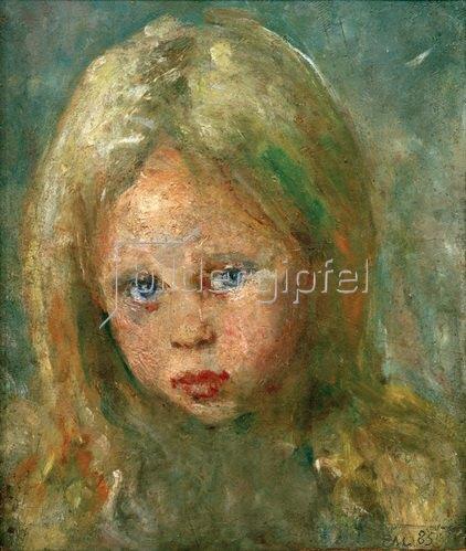 Edvard Munch: Mädchen