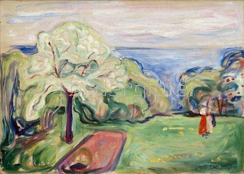 Edvard Munch: Unionsauflösung (Frühjahr)