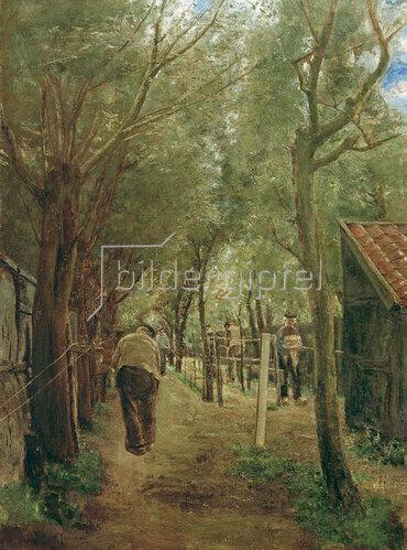 Max Liebermann: Seilerbahn