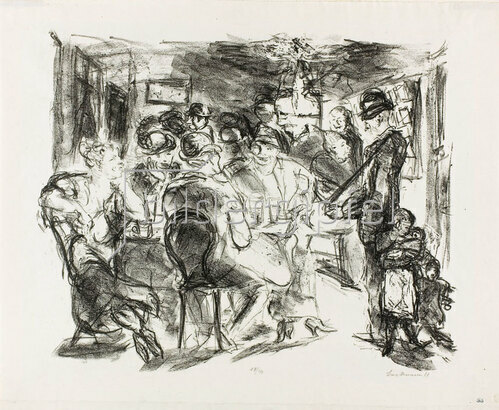 Max Beckmann: Taverne