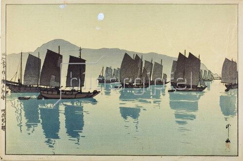Yoshida Hiroshi: Abuto in the Morning, 1930