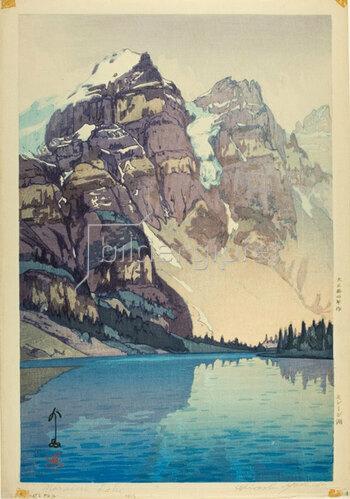 Yoshida Hiroshi: Moraine Lake