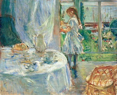 Berthe Morisot: Ferienhaus auf Jersey, 1886