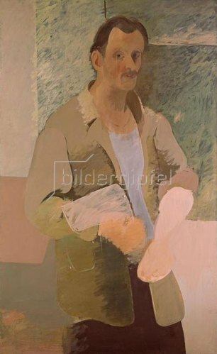 Arshile Gorky: Selbstportrait, ca. 1929-36.