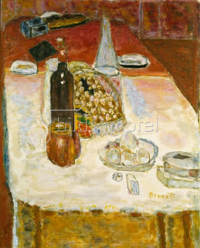Pierre Bonnard: Das Frühstück