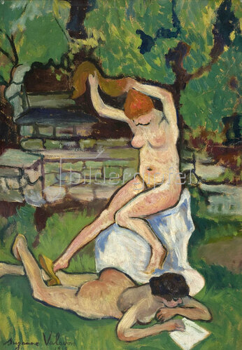 Suzanne Valadon: Nudes