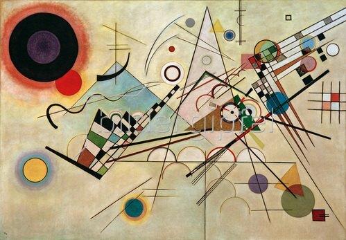 Wassily Kandinsky: Komposition VIII, 1923