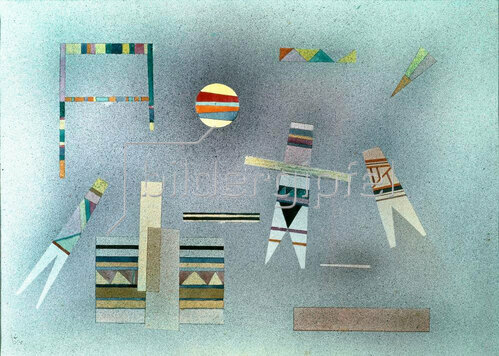 Wassily Kandinsky: Composition, 1930.