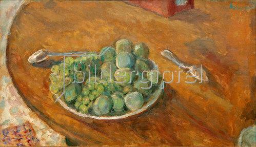 Pierre Bonnard: Pflaumen und Trauben