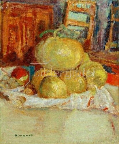 Pierre Bonnard: Stillleben mit Früchten