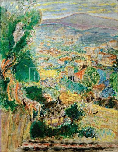 Pierre Bonnard: Le Cannet