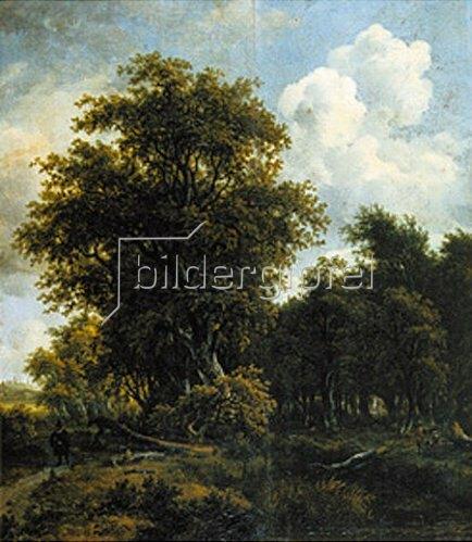 Meindert Hobbema: Waldlandschaft.