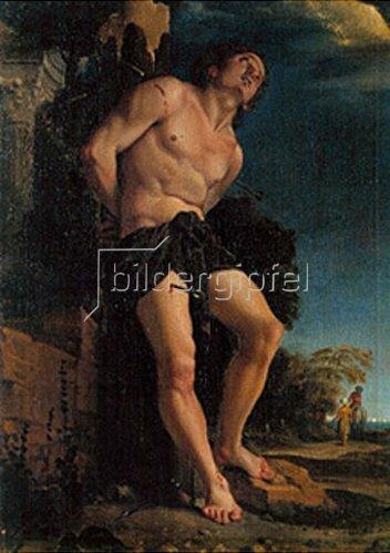 Lodovico Carracci: Der hl.Sebastian.